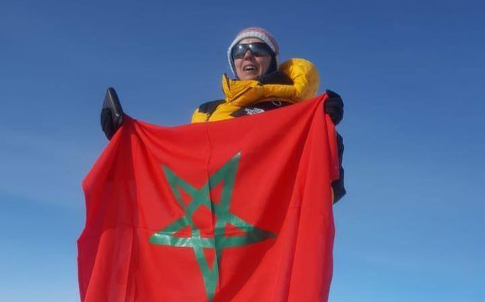 Bouchra Baibanou. Picture: facebook.com