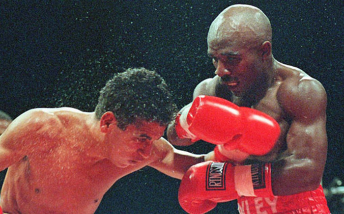 Legendary boxer Baby Jake Matlala passed away in a Johannesburg hospital on Saturday morning. Picture: AFP.