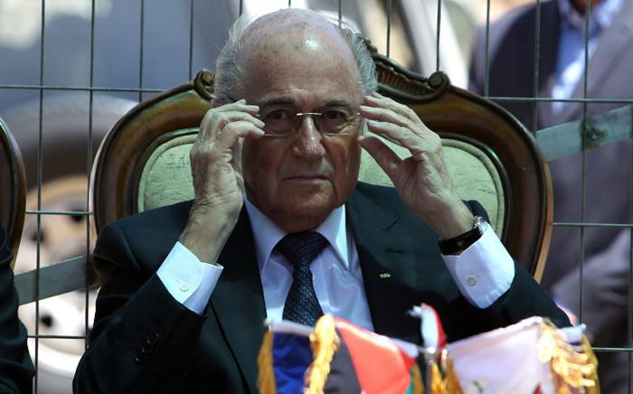 FIFA Joseph 'Sepp' Blatter. Picture: AFP.