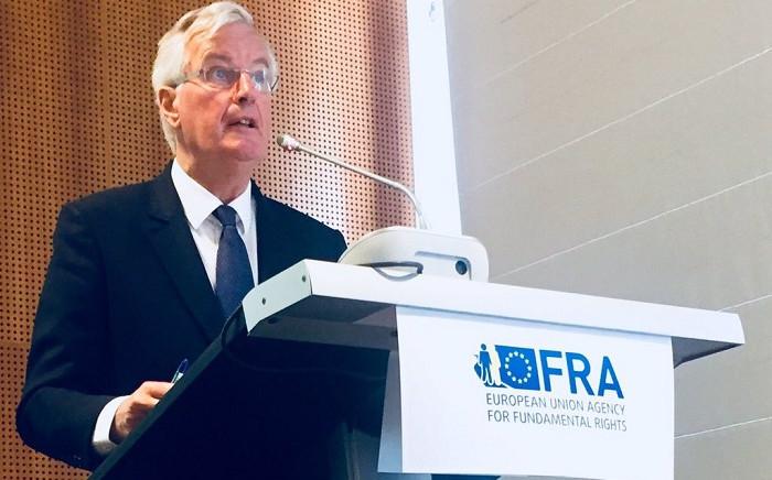 Michel Barnier. Picture: MichelBarnier/Twitter
