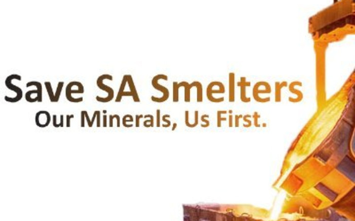 Save SA Smelters has taxation on the export of raw chrome ore would, at the very least, see in the short term, thousands of direct jobs restored. Picture: Twitter/@SaveSASmelters