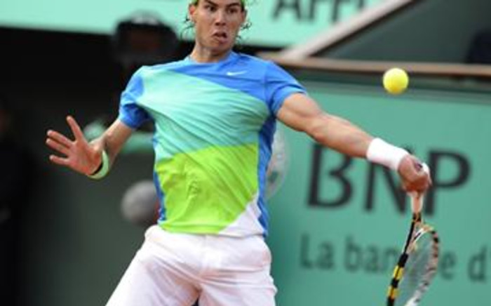 World number three Rafael Nadal. Picture: AFP