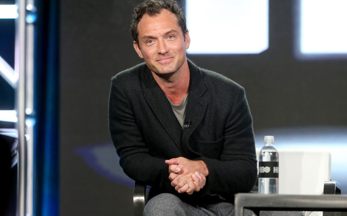 British actor Jude Law. Picture: AFP