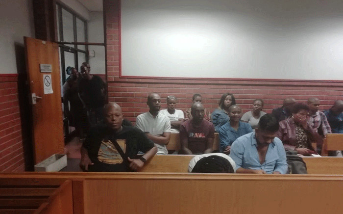 Mandla 'Mampintsha' Maphumulo in the Pinetown Magistrates Court on 15 May 2019. Picture: Supplied.