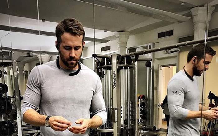 'Deadpool 2' star Ryan Reynolds. Picture: @vancityreynolds/Instagram.