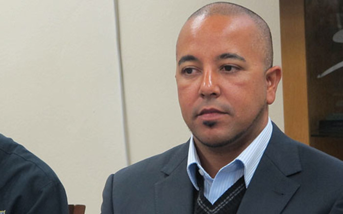 Paul Adams was unveiled as the new coach of the Nashua Mobile Cape Cobras on 26 June 2012. Picture: Alicia Pillay/EWN