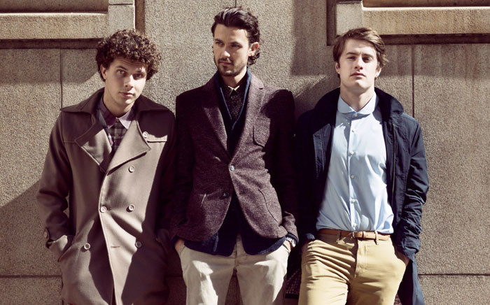 Pop band Beatenberg. Picture: Ross Garret