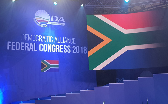 Democratic Alliance's elective congress has begun at the Tshwane Events Centre. Picture: @Our_DA/Twitter.