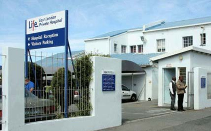 FILE: A screengrab of Life Healthcare Esidimeni private hospital in East London. Picture: www.lifehealthcare.co.za.