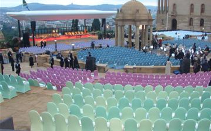 FILE: Dignitaries begin arriving at the Union Buildings for the inauguration of South Africas fourth democratically elected president, Jacob Zuma, at the Union Buildings. Picture: EWN