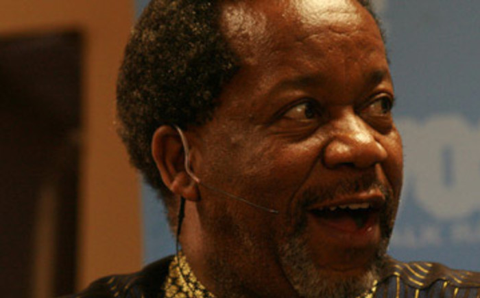 African Christian Democratic Party leader, Reverend Kenneth Meshoe. Picture: Supplied.