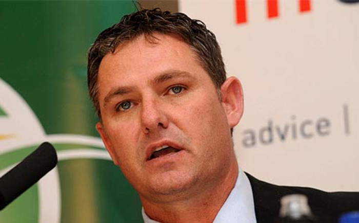 Acting Cricket South Africa CEO Jacques Faul. Picture:Crcket SA.
