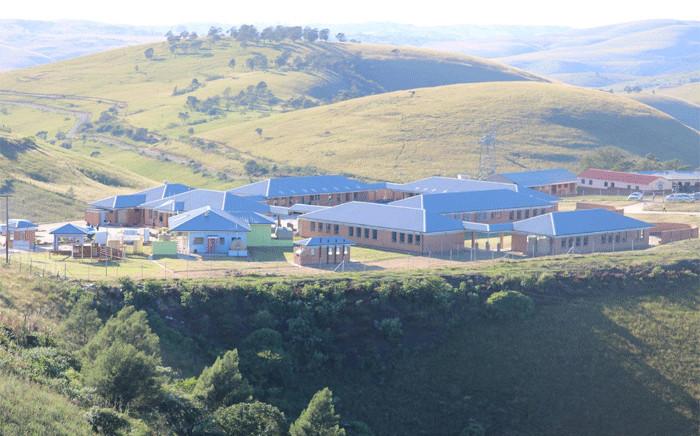 R39 million Flagstaff Primary School in Dlibona village. Picture: @ecdoe/Facebook