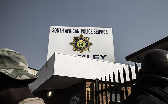FILE: A South African police station: Picture: Kayleen Morgan/EWN