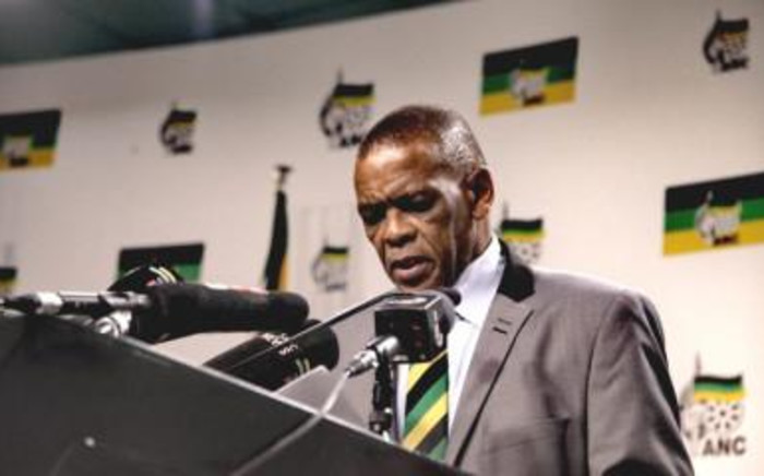 FILE: While Ace Magashule fights to remain in his office, yet another structure without powers is set to be established in the ANC. Picture: EWN