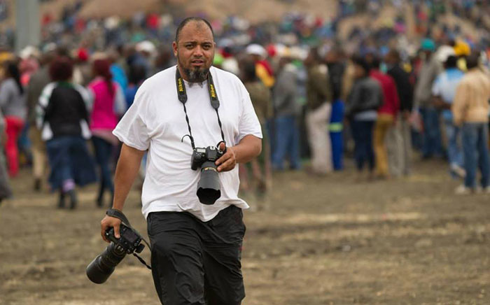 FILE: South African photojournalist  Shiraaz Mohamed. Picture: Facebook.com