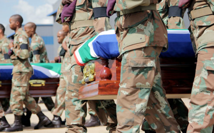 South African soldiers were unaware they were shooting at children.