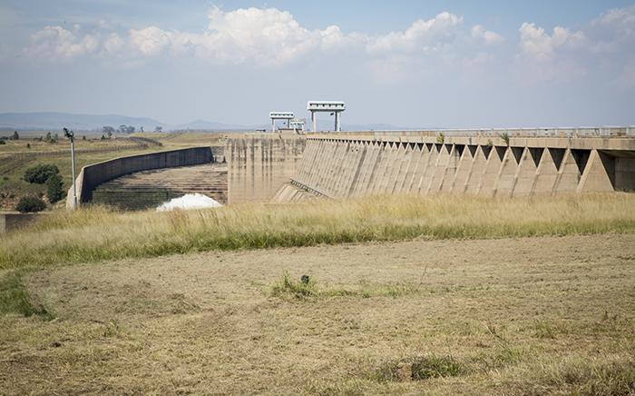 FILE: The Vaal Dam. Picture: EWN.