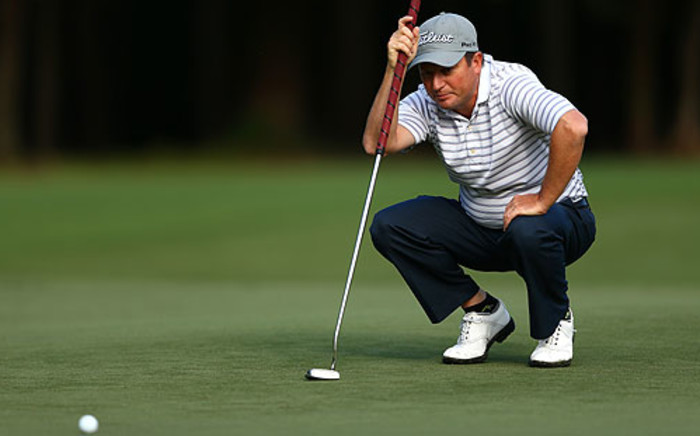 South Africa golfer Tim Clark. Picture: AFP