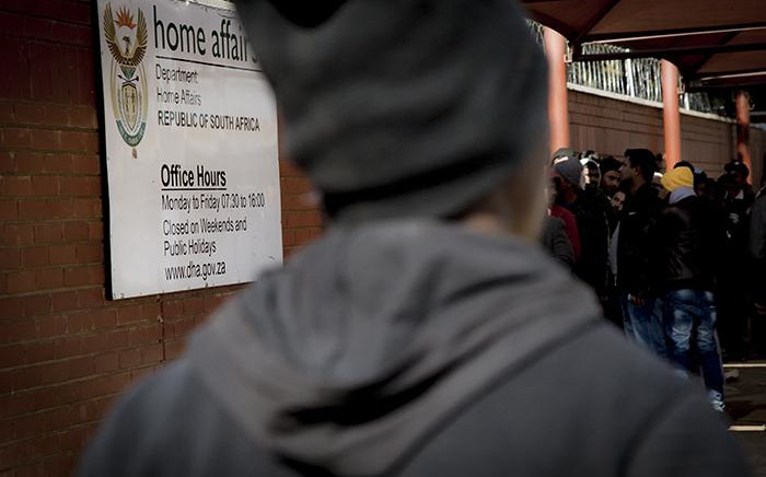 FILE: The South African government has not yet indicated whether it will renew the Zimbabwe Exemption Permits which lapse in December. This picture shows the Department of Home Affairs. Picture: Sethembiso Zulu/ EWN