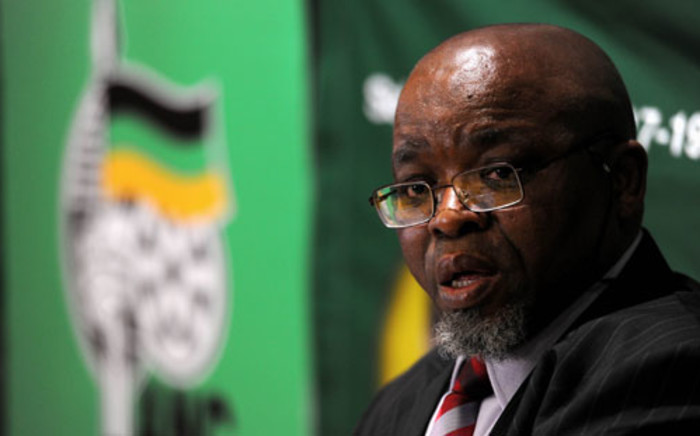 ANC secretary general Gwede Mantashe. Picture: SAPA