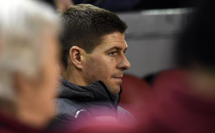 FILE: Gerrard has made it his ambition to depart with another FA Cup winner's medal. Picture: AFP