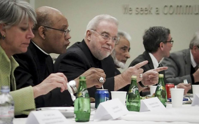 Christian writer and political activist Reverend Jim Wallis is currently visiting South Africa. Picture: Facebook.