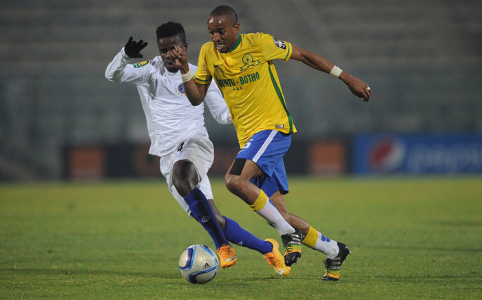 FILE: Mamelodi Sundowns beat Nigerian giants Enyimba in their CAF Champions' League Group B match on 30 June 2016. Picture: Twitter @Masandawana.
