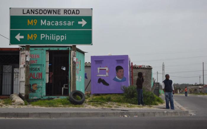 Lansdowne Road in Khayelitsha. Picture: Aletta Gardner/EWN
