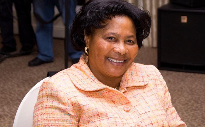 The wife of soccer mogul Dr Irvin Khoza, Mantwa has died. Picture: PSL