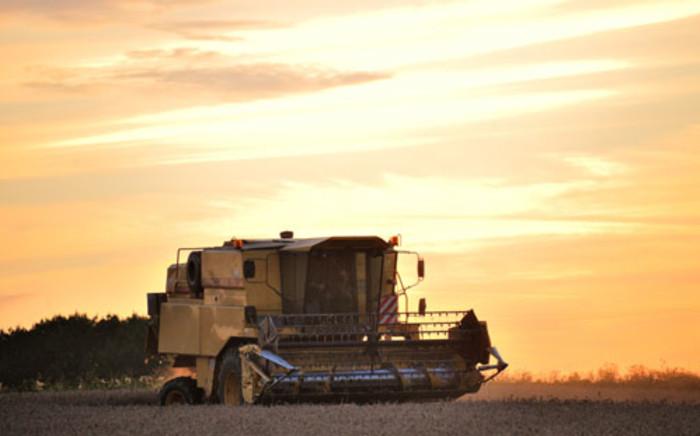 Farming. Picture: AFP.