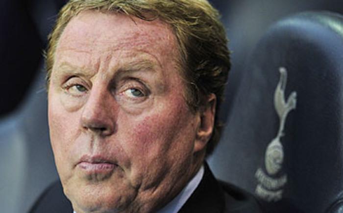 Tottenham Spurs coach Harry Redknapp. Picture: AFP