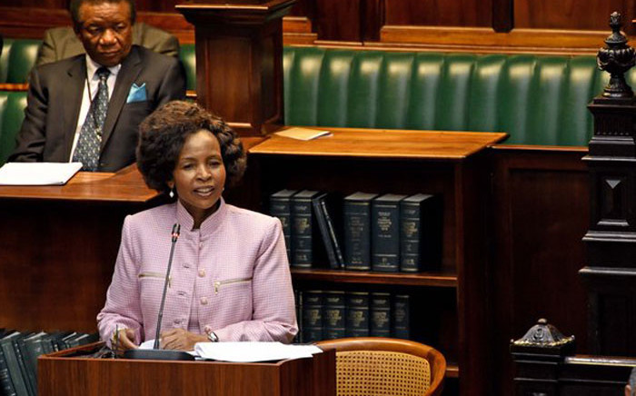 Minister Maite Nkoana-Mashabane says there's a direct link between the expansion of South Africa's missions abroad and lucrative trade and investment links with Africa and Asia. Picture: GCIS.