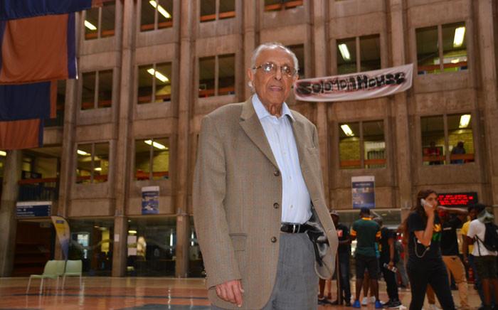 FILE: Struggle stalwart Ahmed Kathrada. Picture: Ahmed Kathrada Foundation.