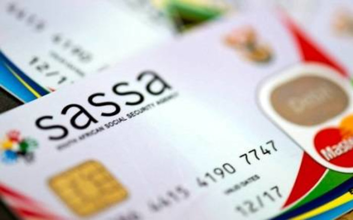 FILE: A Sassa card. Picture: Supplied.