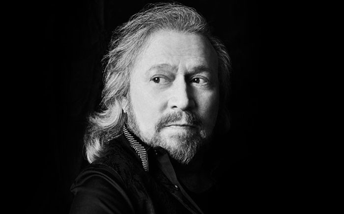 FILE: Bee Gees singer Barry Gibb. Picture: @GibbBarry/Twitter.