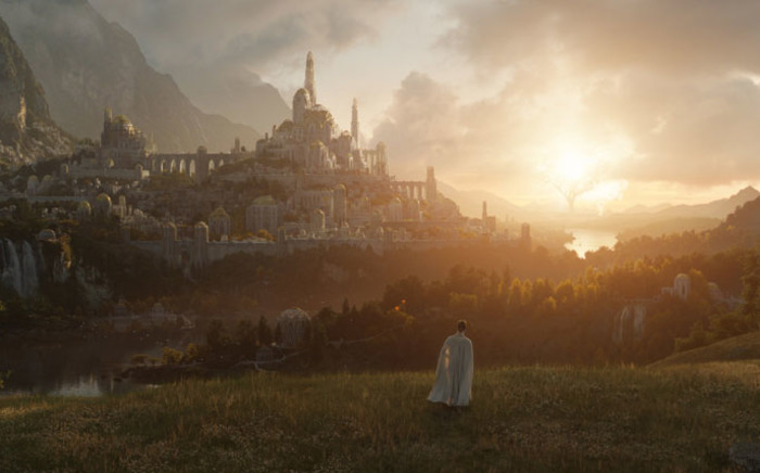 A scene from the 'Lord of the Rings' series. Picture: @LOTRonPrime/Twitter