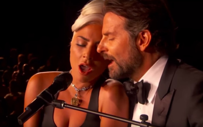 WOW! Watch Lady Gaga and Bradley Cooper perform 'Shallow' at the Oscars. Image: YouTube.