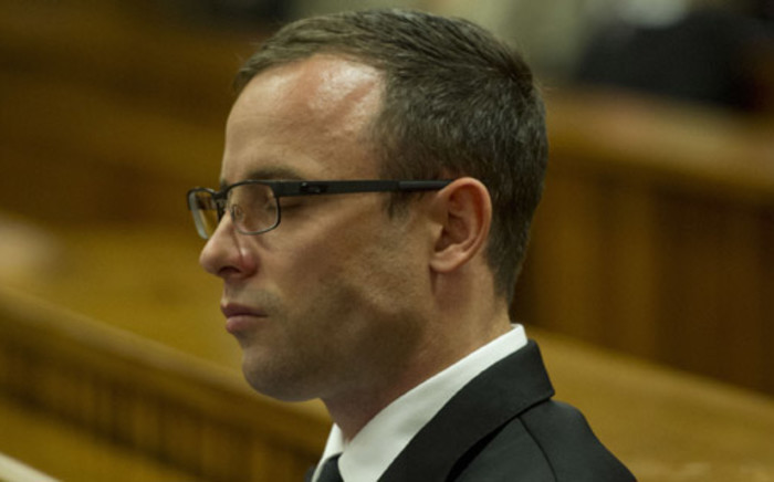 After almost a week of cross-examination, Oscar Pistorius has stepped down from the stand. Picture: POOL.