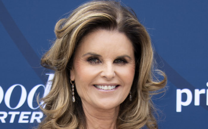 US journalist Maria Shriver attends The Hollywood Reporter's Empowerment In Entertainment Event 2019 at Milk Studios on 30 April 2019 in Los Angeles. Picture: AFP