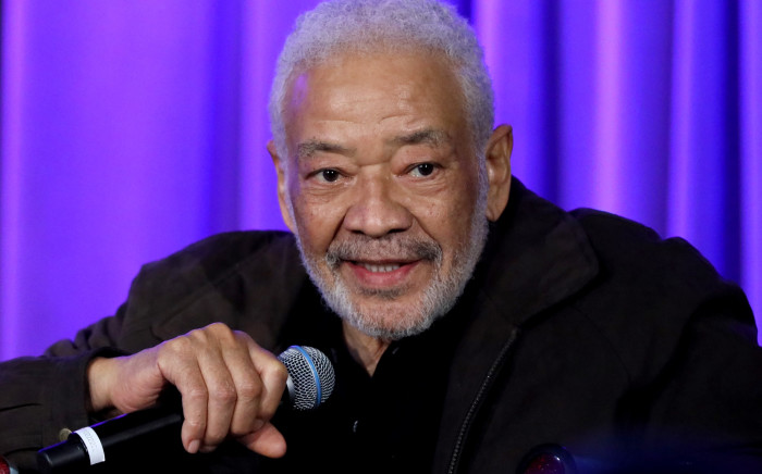 Bill Withers speaks onstage at Reel To Reel: Chuck Berry: Brown Eyed Handsome Man at the GRAMMY Museum on February 24, 2020 in Los Angeles. Picture: AFP