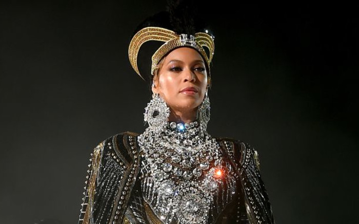 FILE: Singer Beyonce. Picture: Supplied.