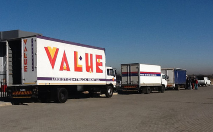 Hundreds of truckers across South Africa are said to strike. Picture: Supplied