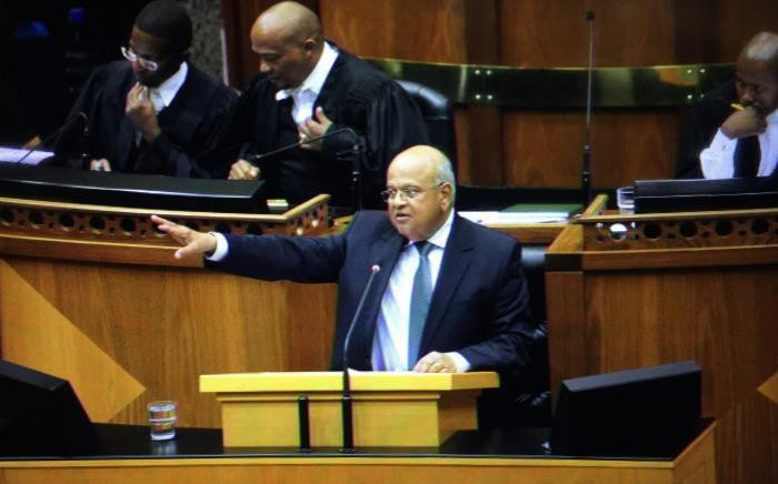 FILE. Pravin Gordhan has been reappointed as finance minister. Picture: Thomas Holder/EWN.
