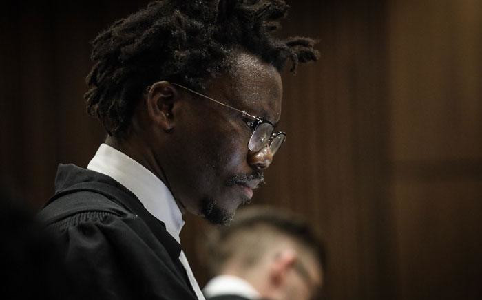 FILE: Advocate Tembeka Ngcukaitobi at the North Gauteng High Court on 12 December 2018. Picture: Abigail Javier/EWN