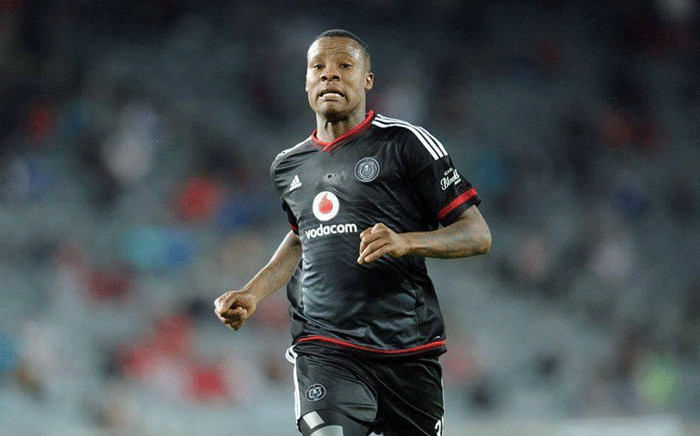Orlando PIrates' Thamsanqa Gabuza. Picture: Facebook