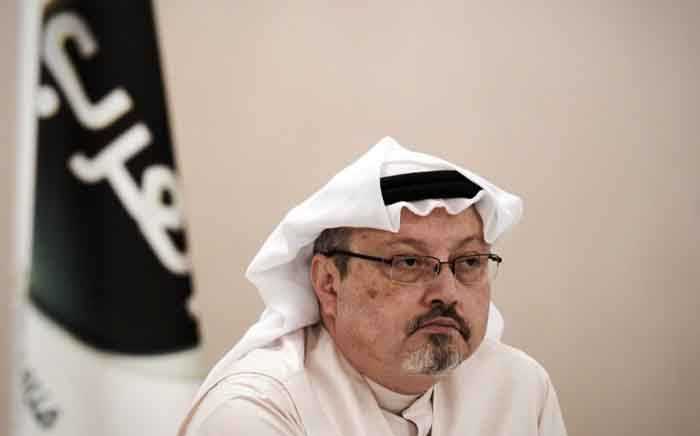 FILE: Journalist Jamal Khashoggi, a contributor to 'The Washington Post', who vanished on 2 October 2018 during a visit to the Saudi consulate in Istanbul. Picture: AFP