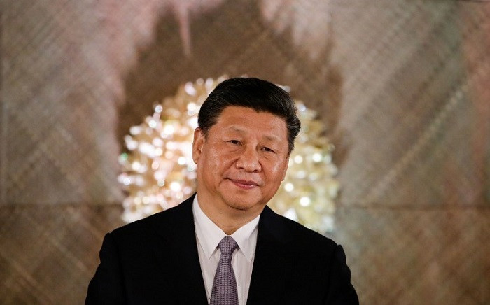 FILE: President Xi Jinping. Picture: AFP