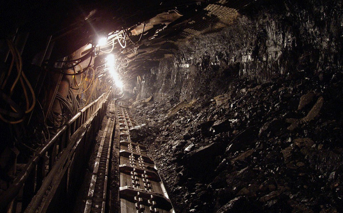 This undated image shows a view of a mine underground. Picture: Pixabay.com