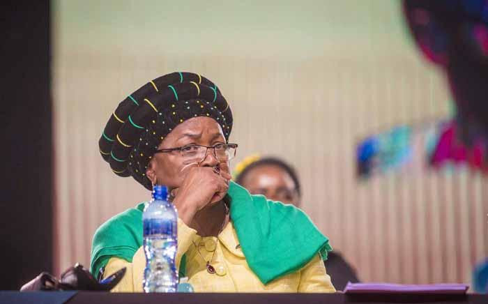 Speaker of the National Assembly Baleka Mbete. Picture: Thomas Holder/EWN